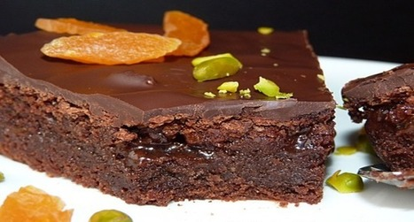 GATEAU AU CHOCOLAT FOURRE A L'ORANGE - Essyndic.com | Cuisine, Recettes et art culinaire | Scoop.it