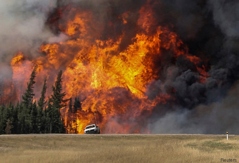 Talking About Wildfires And Climate Change Isn't Playing Politics | Farming, Forests, Water, Fishing and Environment | Scoop.it