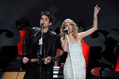 Is John Mayer's new single a diss to Taylor Swift? Lyrics appear to hit back ... - Mirror.co.uk | ☊ ☊ Harmony60 Music ☊ ☊ | Scoop.it