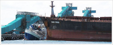 ATSB's report into the collision between the Australian fishing vessel Apollo S and the Liberian registered bulk carrier Grand Rodosi | Creating designs 'fit' for people! | Scoop.it