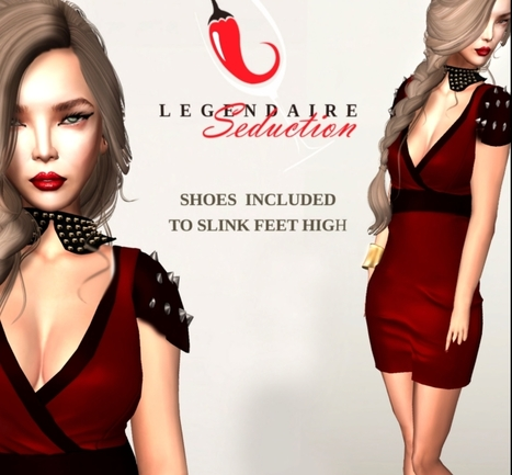 Seduction Glory Box - NessMarket | 亗 Second Life Freebies Addiction & More 亗 | Scoop.it