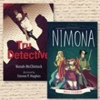 "Killer Manga, a Whodunit, & Noelle Stevenson's ""Nimona"" 