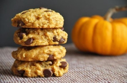 Pumpkin Chocolate Chip Cookies | Sweet Recipes | Scoop.it