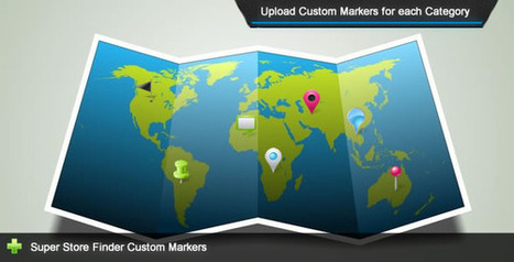 Super Store Finder – Custom Markers Add-on Download | PHP Scripts Download | Scoop.it