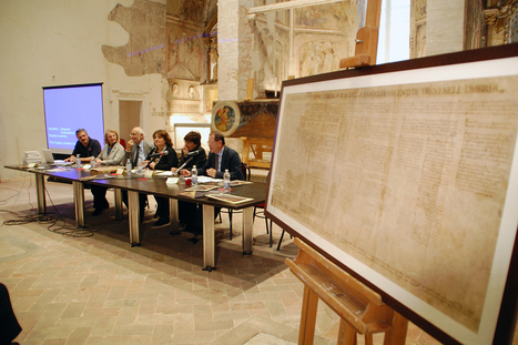 Trevi: Al comune una genealogia del '700 in cambio dell'uliveto sociale | Généal'italie | Scoop.it