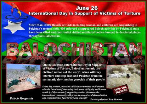 International Day of Support for victims of torture   Human Rights and the Will to be free   Scoop.it