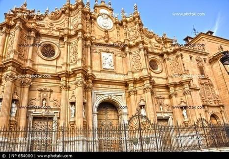 Fotos Arte español, catedral de Guadix, barroco | Art and Spaces | Scoop.it