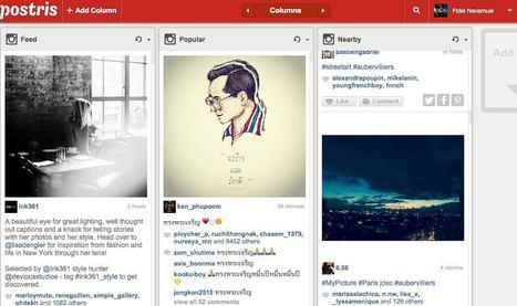6 outils pour gérer sa présence sur Instagram | Time to Learn | Scoop.it