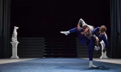 Nippon-Koku o la danza como acto de contrapoder | Compañía Nacional de Danza - CRÍTICAS | Scoop.it
