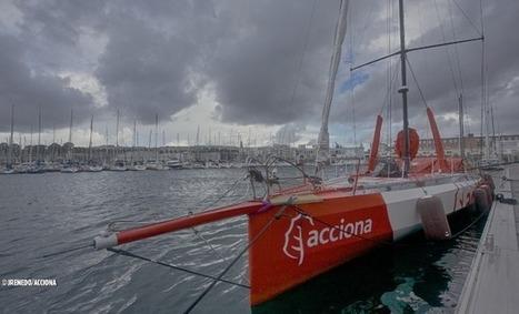 Le Vendée Globe départ le 10 novembre ! | Astuces Vacances & News de Vendée | Scoop.it