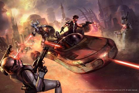 Star Wars - Aux confins de l'Empire : Entretien avec Sandy Julien | Jeux de Rôle | Scoop.it