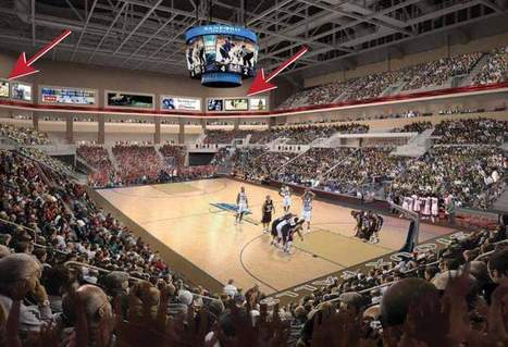 Event center to sport nonglare LED lighting | Sports Facility Management 4372229 | Scoop.it