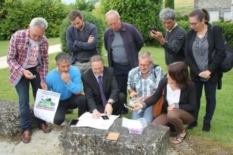 Ouest-Charente: la chasse au trésor moderne est ouverte | Géocaching et tourisme | Scoop.it