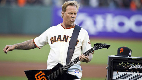 Giants' Second Annual Metallica Night Announced - CBS San Francisco | On the Records (Musically Speaking) | Scoop.it