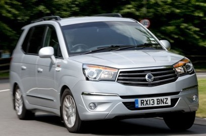 SsangYong Turismo 2.0 EX Auto first drive Review   Autocar   Ssangyong-Ireland   Scoop.it