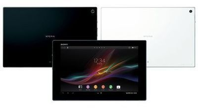 Sony Xperia Tablet Z available from the 2nd quarter | Sony Recovery | Scoop.it