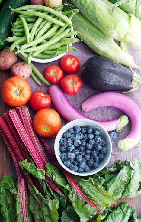 The Kitchn's Guide to Storing Fruits and Vegetables — Tip Roundup ...   Farm Fresh Delivered   Scoop.it