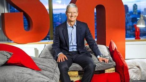 Tim Cook talks Snowden, Apple Car and Steve Jobs as the best teacher he's ever had | What Would Normal People Eat | Scoop.it
