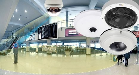 Top 10 best panoramic network cameras for video surveillance | Product News | Intrusion & security information | Scoop.it