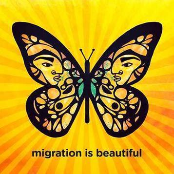 Migration is Beautiful | Community Village Daily | Scoop.it