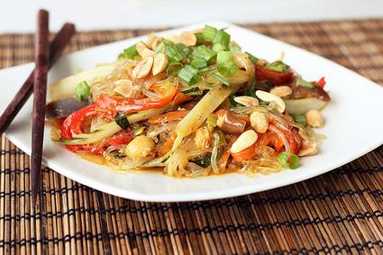Vegetable Stir-Fry with Kelp Noodles – Gluten-free and Vegan | Gluten Freedom | Scoop.it