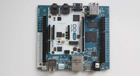 Tre: When Arduino Meets Beagle Bone | Raspberry Pi | Scoop.it