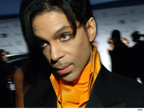 Prince -- Cops Interested in Possible Fatal Drug Mix | Celebrities & More | Scoop.it