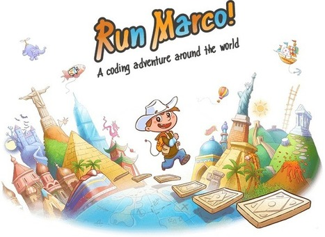 Allcancode - Run Marco! | FOTOTECA INFANTIL | Scoop.it