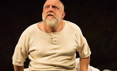 Simon Russell Beale on playing Lear | A2 Literature | Scoop.it