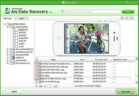 A Free and Simple Way to Recover Lost Photos/Videos/Documents from Hard Disk | iPhone Data Recovery | Scoop.it