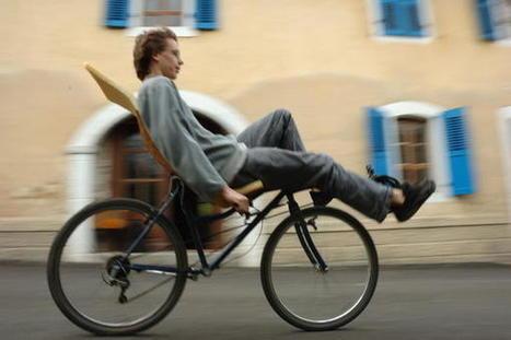 Atelier vélo couché à Oloron - Gédéol (Groupe pour la Décroissance à Oloron) | atelier vélo | Scoop.it