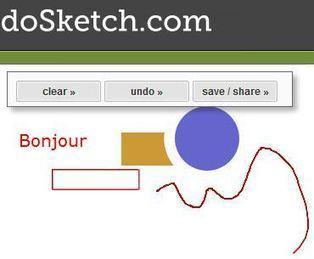 Dessiner en ligne avec doSketch | Ce qui nous intéresse...ailleurs... | Scoop.it
