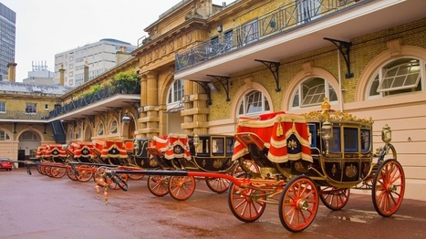 The Royal Mews, Buckingham Palace | The Royal Collection | Carriage Driving Radio Show | Scoop.it