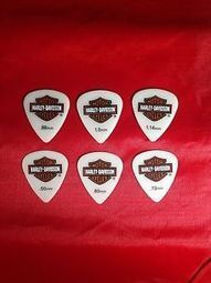 Harley Davidson Acetal guitar picks (6 picks) | Changing the world with information | Scoop.it