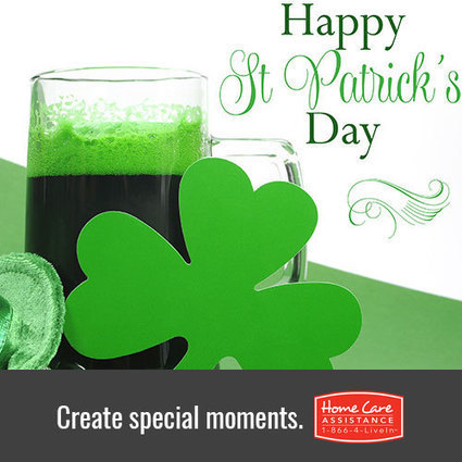 Senior Activities St Patty's Day | Home Care Assistance of Scottsdale | Scoop.it