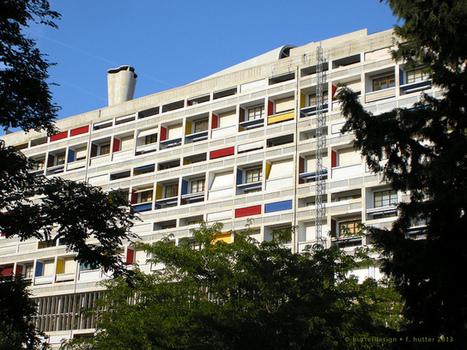 Le Corbusier Apartment, Marseille | Francisco Muzard | Scoop.it