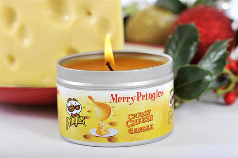Pringles bells, Pringles bells, Pringles plein le nez ! - Communication (Agro)alimentaire | Communication Agroalimentaire | Scoop.it