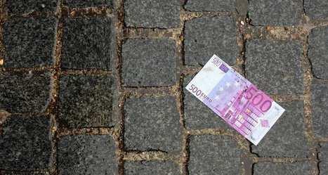 Ces billets de 500 euros qui se multiplient en Italie | CRAKKS | Scoop.it