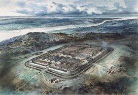Recreación del fuerte romano de SEGONTIUM  | Facebook | LVDVS CHIRONIS 3.0 | Scoop.it