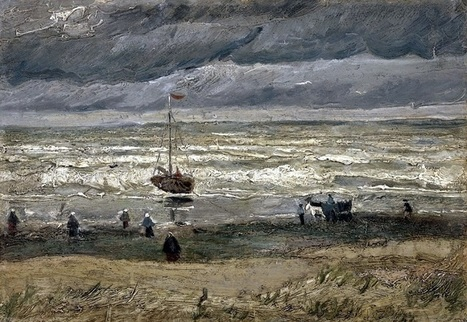 2 Stolen Van Gogh Paintings Recovered During Drug Bust in Italy | Artcentron | Art | Scoop.it