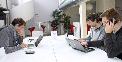 Toulouse : ils préfèrent travailler à La Cantine | La Cantine Toulouse | Scoop.it
