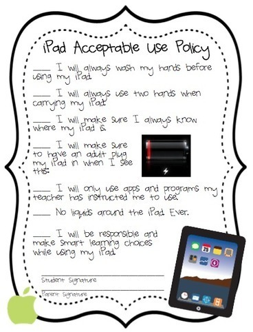 Soaring Through Second Grade: iPad | Learning & iPads | Scoop.it