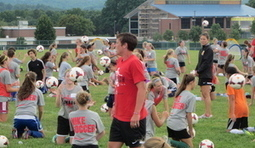 4 Leadership Lessons from a Kids Soccer Camp. - exploreB2B | Culture Trait | Scoop.it