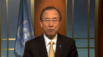 UN Secretary General Ban Ki-Moon: Governments Have a Duty to Uphold the Rights of LGBT People — VIDEO | Daily Crew | Scoop.it