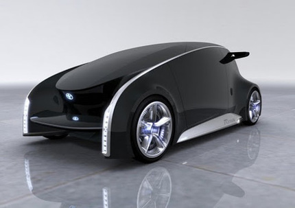 Toyota's radical new concept car is all video display!<br/><br/>Toyota rolled out its&hellip; | CLOVER ENTERPRISES ''THE ENTERTAINMENT OF CHOICE'' | Scoop.it