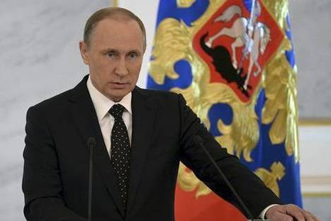 The Perplexing Case of the Three Vladimir Putins | Arts and Poetry | Scoop.it