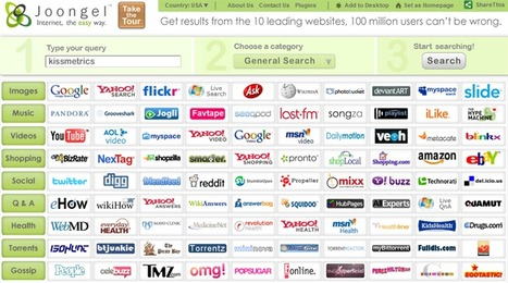 40 Advanced and Alternative Search Engines | Les news du Web | Scoop.it