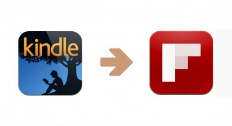 How to integrate Kindle Store into Flipboard   Ebook Friendly   Social Reading & Writing: cultural techniques with social networks   Scoop.it
