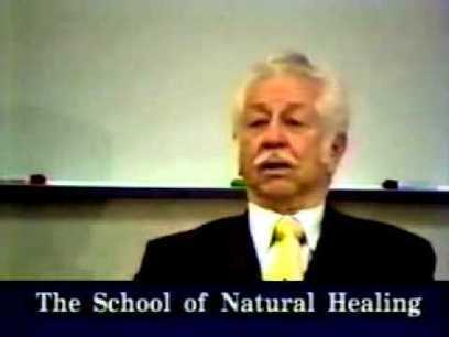 Dr  John R  Christopher   Tape 1   8   School Of Natural Healing | Make Money From Home | Scoop.it
