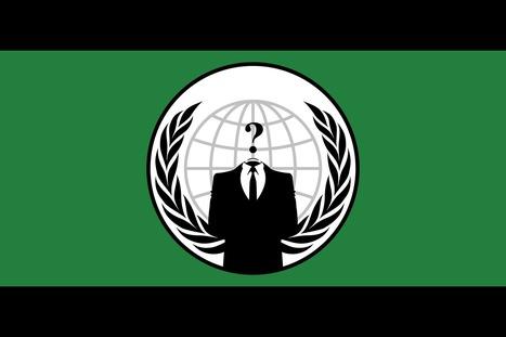 Anonymous en première ligne dans la cyberguerre contre Daech | Portail de l'IE | Sécurité numérique | Scoop.it